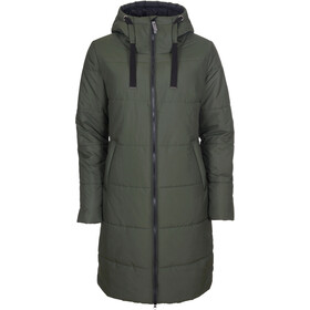 Elkline Comfort Padded Coat Women, forest